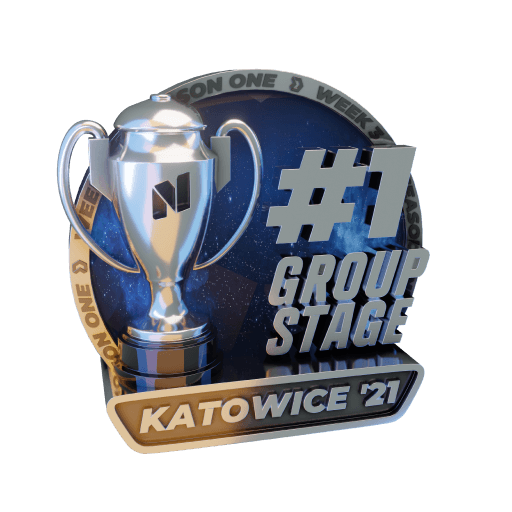 #1 Katowice Group Stage