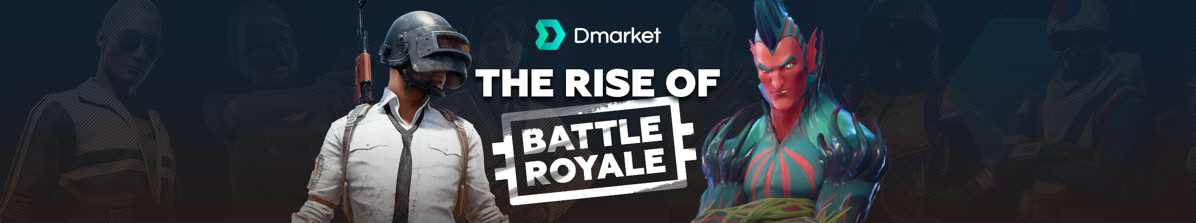 The Main Reasons for Battle Royale Games Success