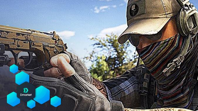 game Tom Clancy's Ghost Recon Wildlands
