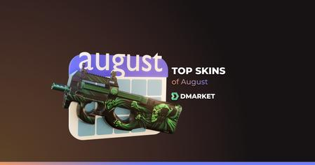 The Best CS:GO Skins of August 2020