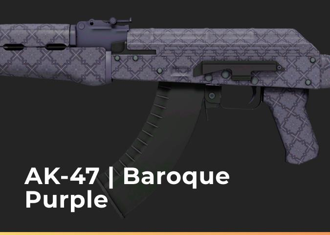 AK-47 Baroque Purple