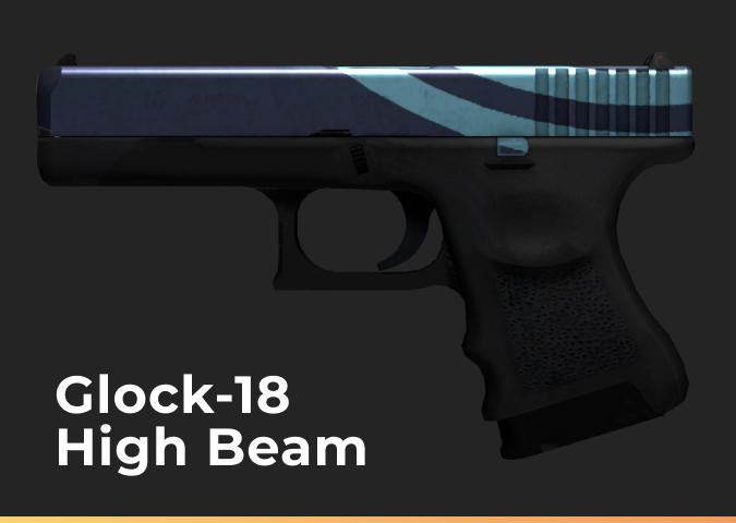 Glock-18 High Beam (Factory New)