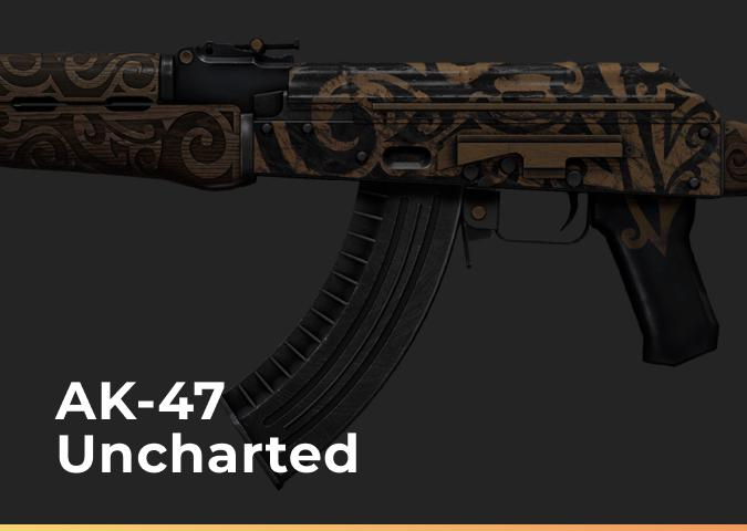AK-47 Uncharted (Field-Tested)
