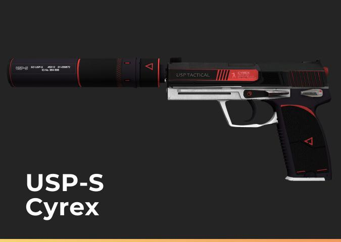 USP-S Cyrex (Field-Tested)