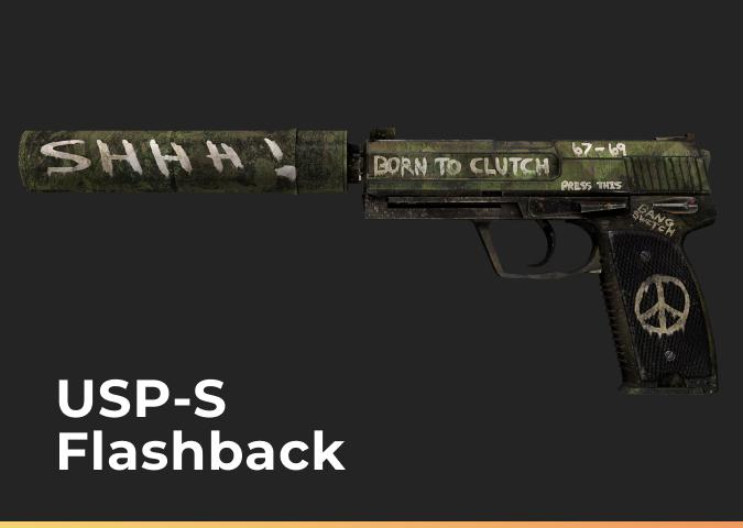USP-S Cortex (Field-Tested)