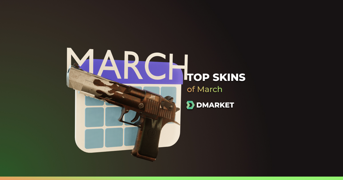 Top Selling CS:GO Skins in March 2020