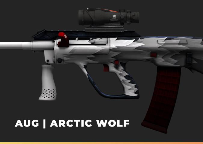 AUG Arctic Wolf