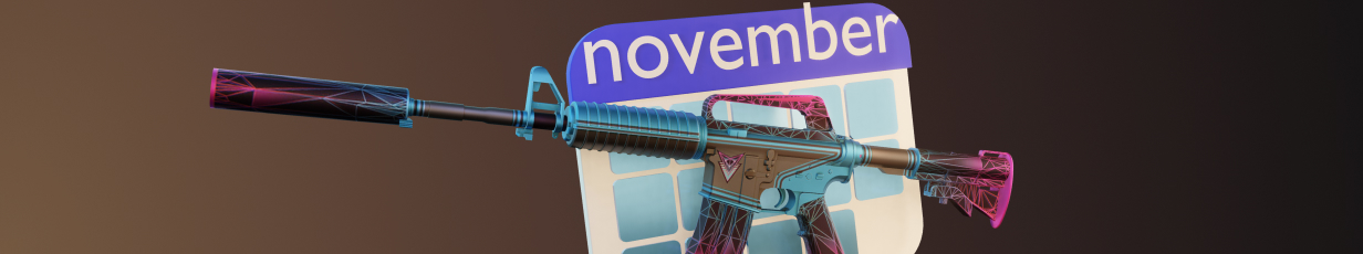 The Top 15 CS:GO Skins in November 2020