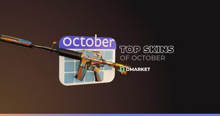 The Top 15 Selling Skins in October 2020