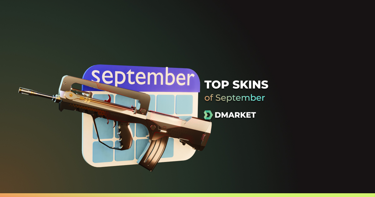 The Top 15 Selling Skins in September 2020