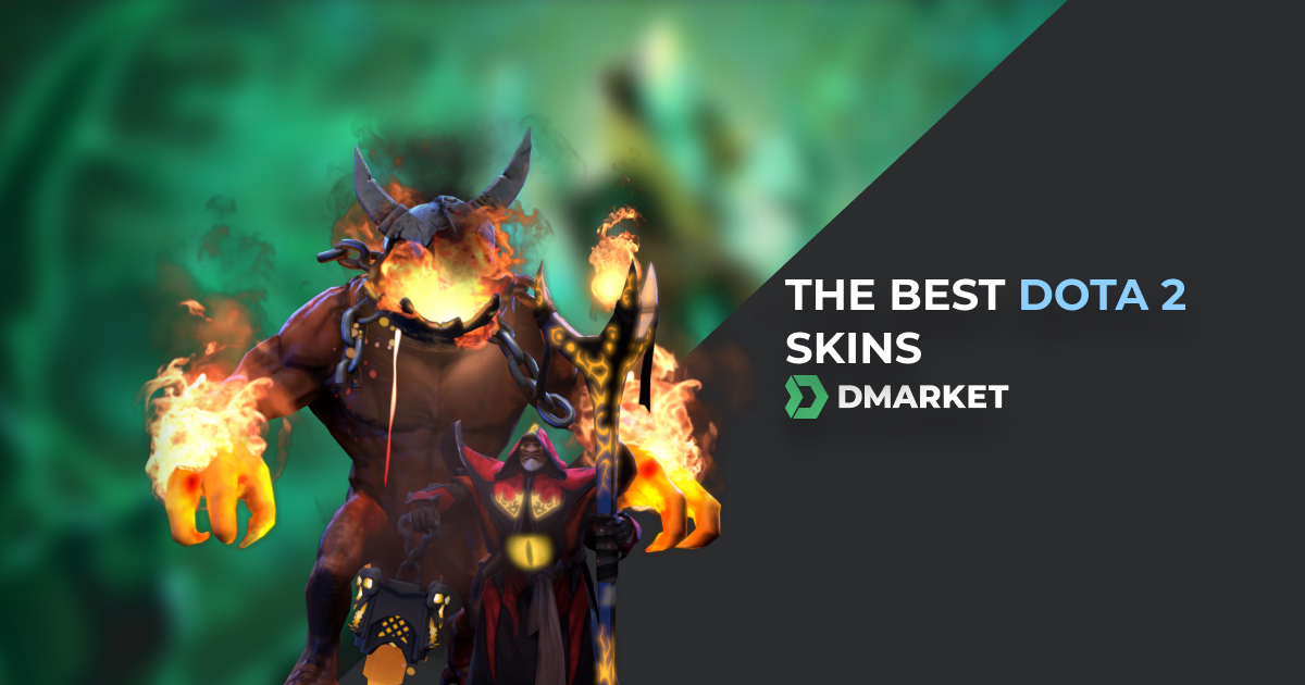The Best Dota 2 Skins for Your Inventory