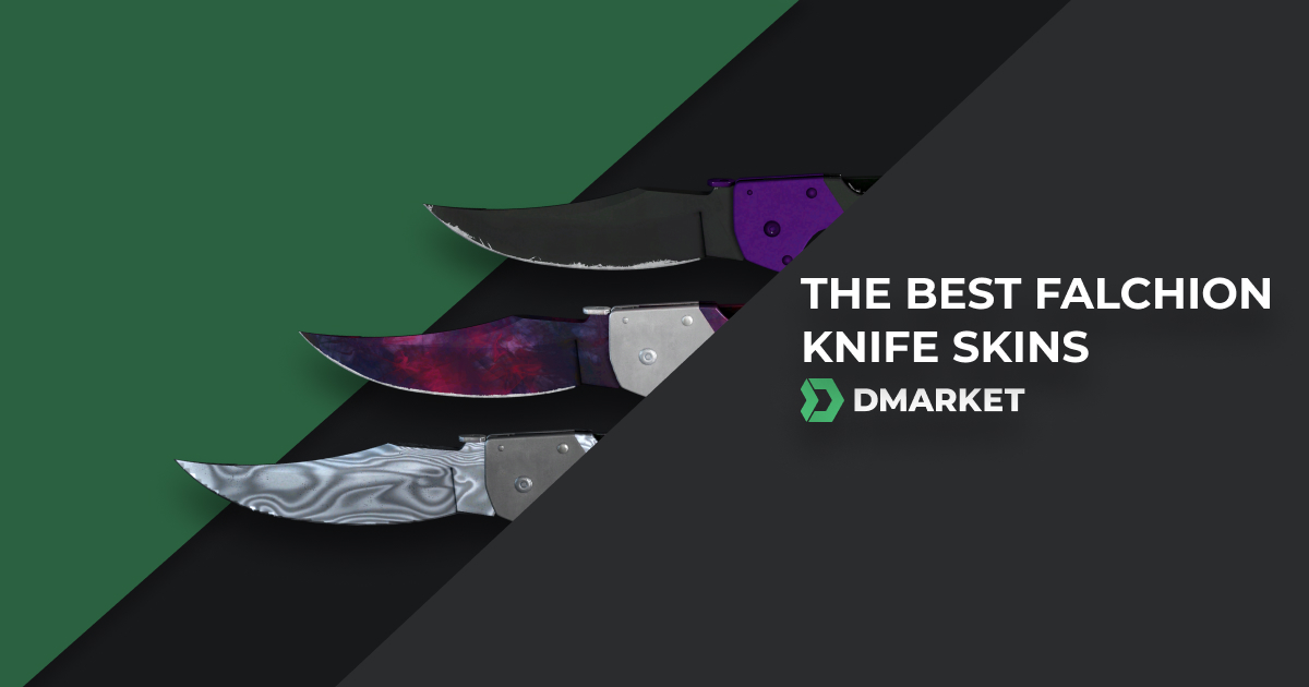 The Top 5 Falchion Knife Skins in CS:GO