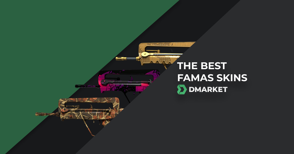 The Top 13 FAMAS Skins in CS:GO