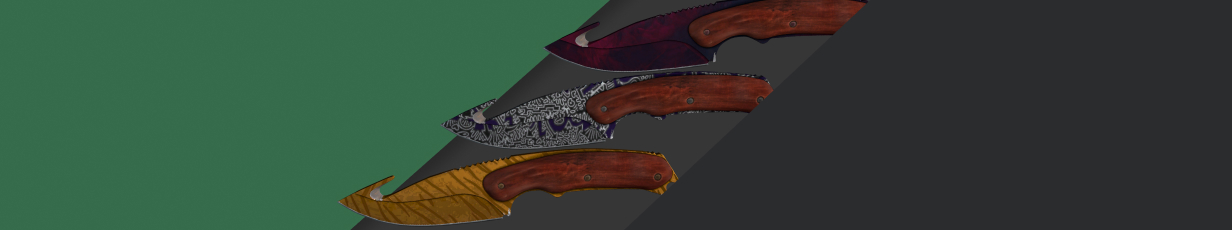 The Top 11 Gut Knives in CS:GO