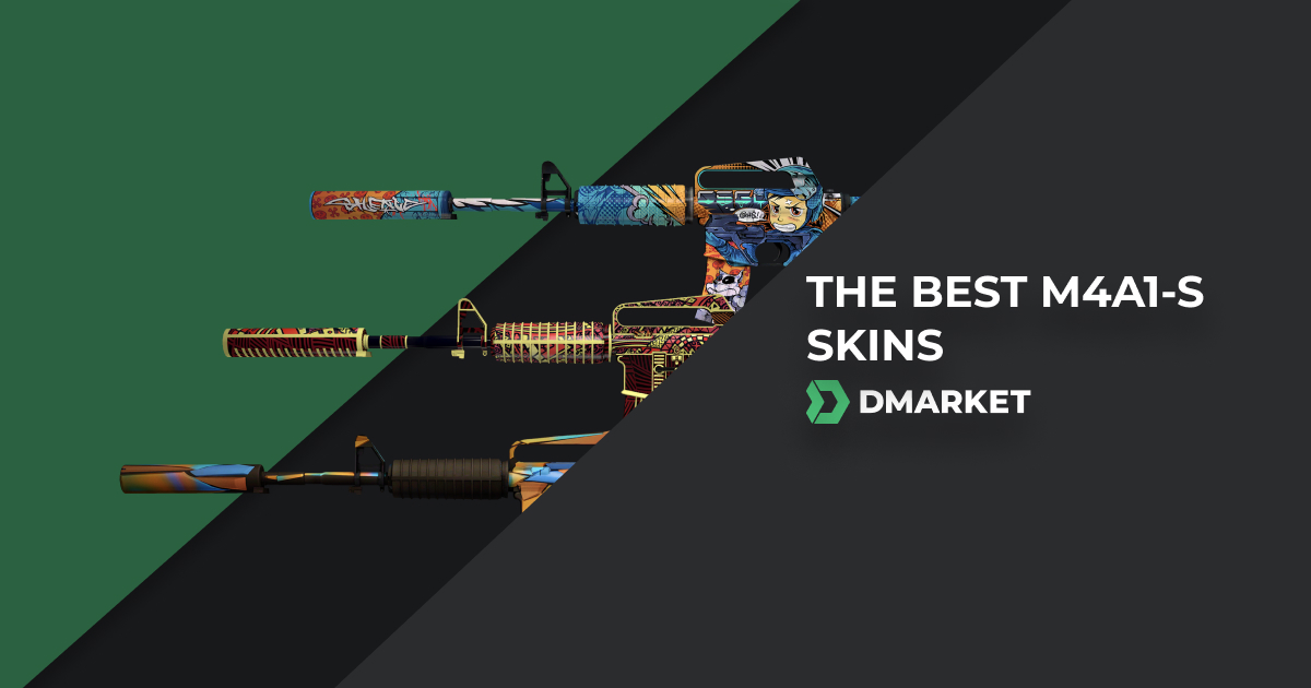 Top 13 Best M4A1-S Skins in CS:GO