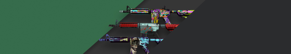 The Best M4A4 Skins You Need Right Now