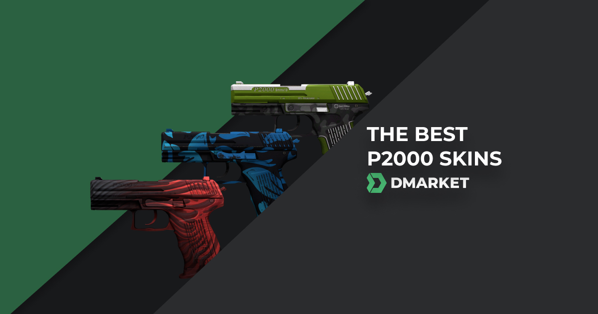 The Top 11 P2000  Skins in CS:GO