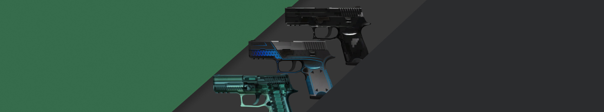 The Top 11 P250 Skins in CS:GO
