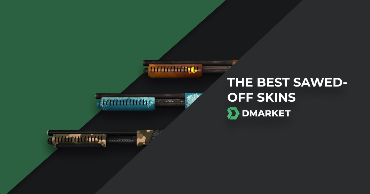 The Top 13 Sawed-Off Skins in CS:GO