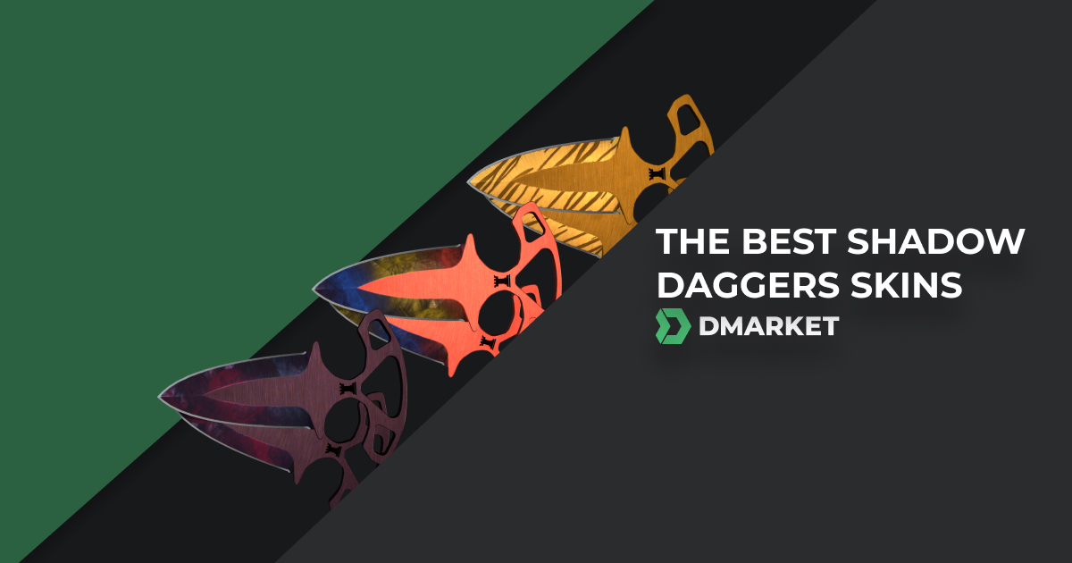 The Top 7 Shadow Daggers Skins in CS:GO