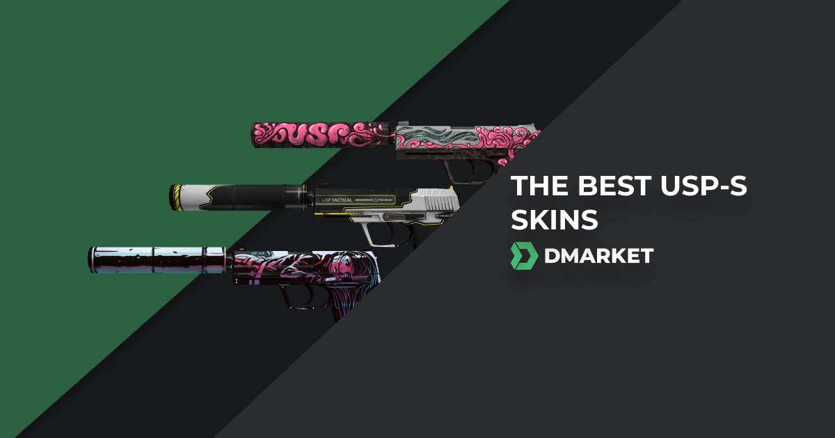 The Best USP-S Skins You Need to Equip
