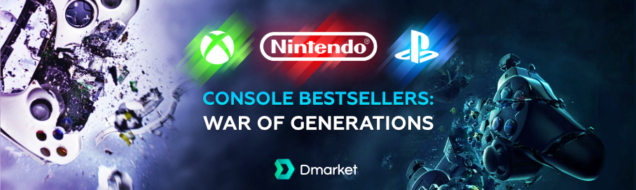 Best-Selling Video Game Consoles: War of Generations