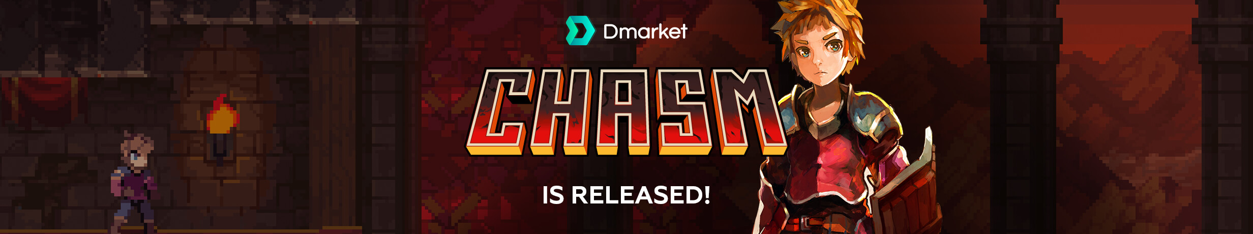 Chasm - Release of an Indie Platformer with Procedural Dungeons
