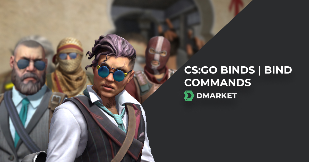 CS:GO Binds Guide (Buy, Jump and More) | DMarket - Download CS:GO Binds Guide (Buy, Jump and More) | DMarket for FREE - Free Cheats for Games