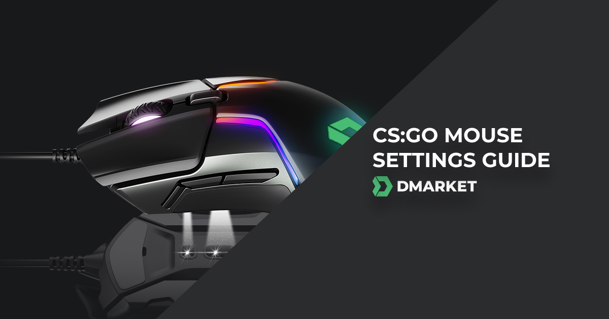 Mouse Settings for CS:GO