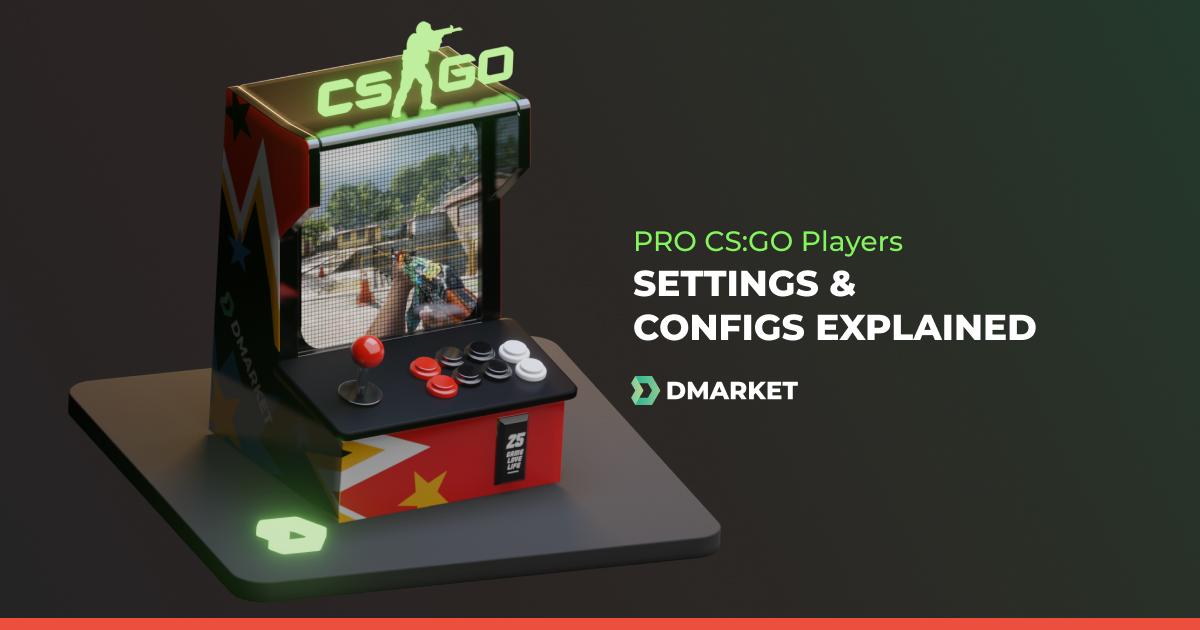 CS:GO Pro Settings & Configs 2019 | DMarket | Blog