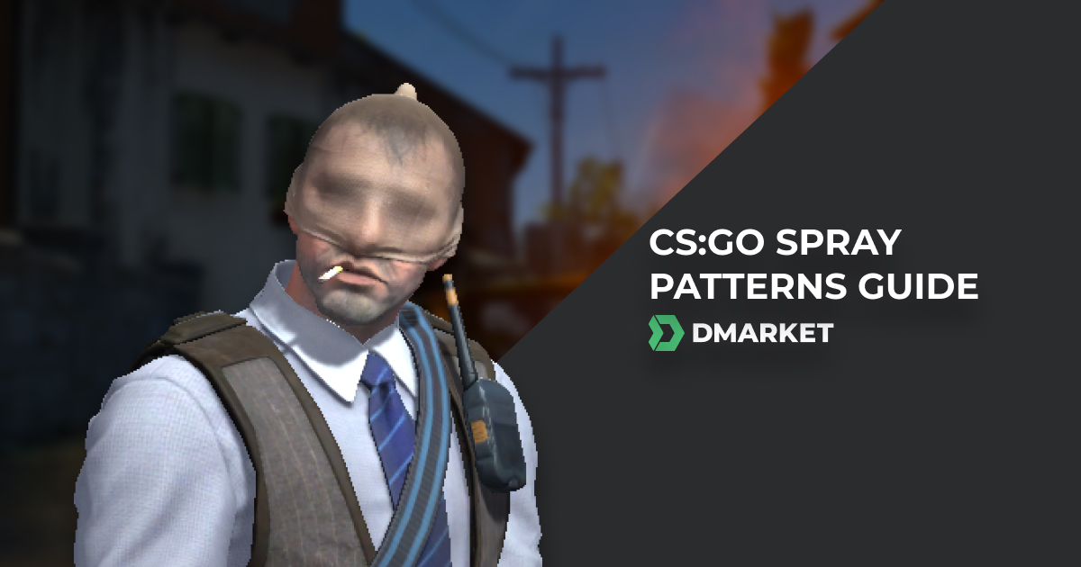 CS:GO Spray Patterns and Recoil Compensation (Complete Guide) | DMarket - Download CS:GO Spray Patterns and Recoil Compensation (Complete Guide) | DMarket for FREE - Free Cheats for Games