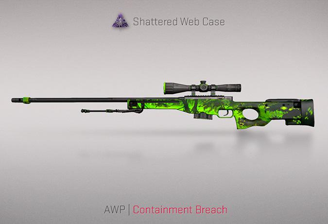 awp containment breach