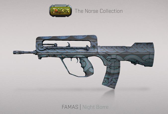 famas night borre