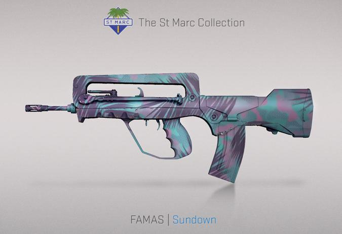 famas sundown
