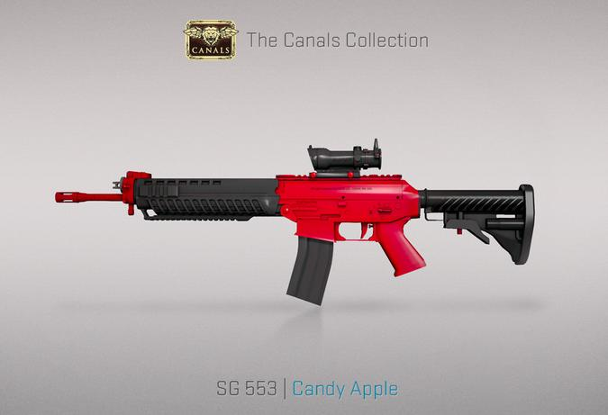 sg 553 candy apple