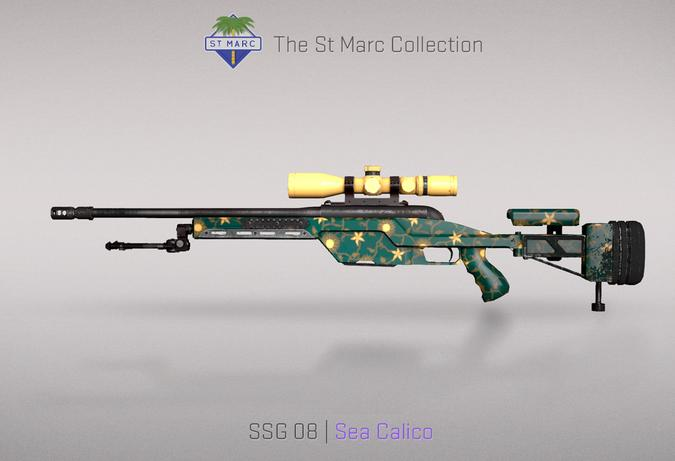 ssg 08 sea calico