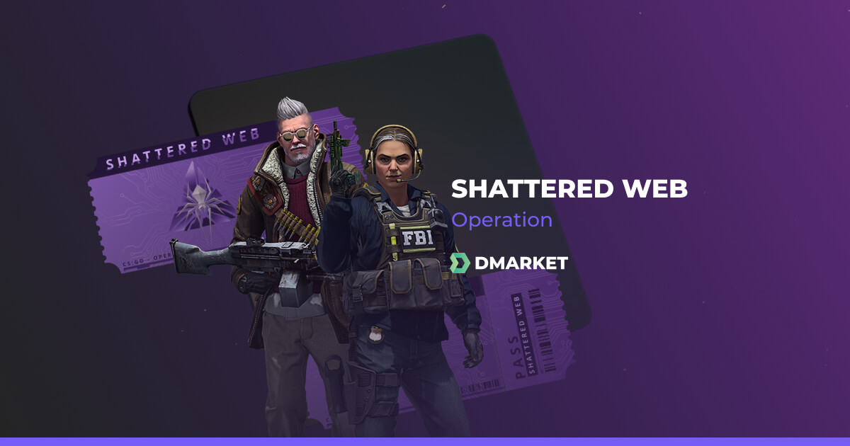 New CS:GO Update - Shattered Web
