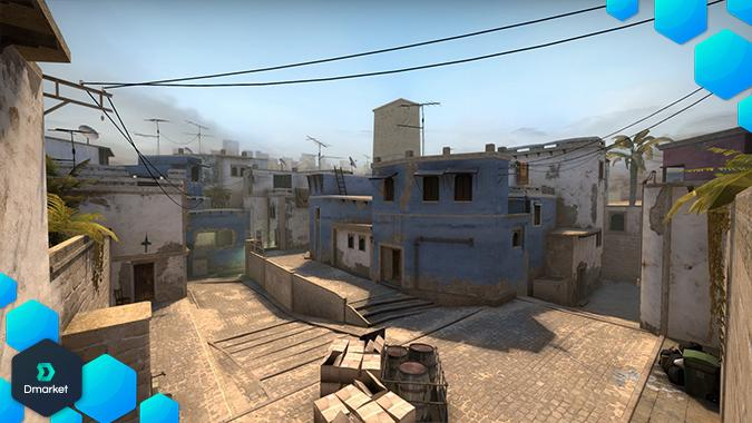 mirage CS:GO