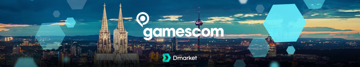 DMarket Takes on Gamescom in Cologne