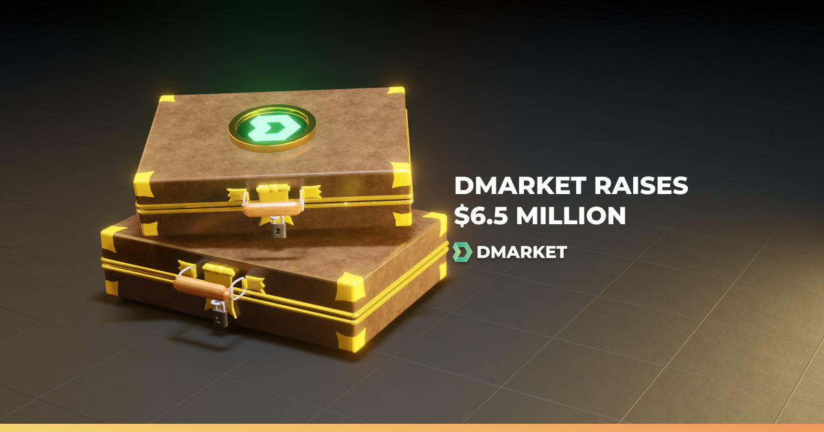 DMarket Raises $6.5 Million and Welcomes Trip Hawkins as Board Member