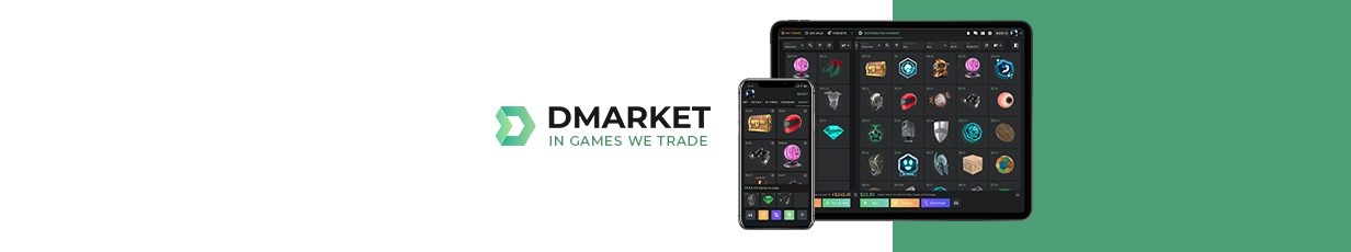 DMarket Launches New Platform To Boost Digital Goods Market
