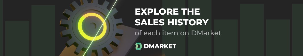 Inspect, Analyze, and Profit: Meet Sales History on DMarket