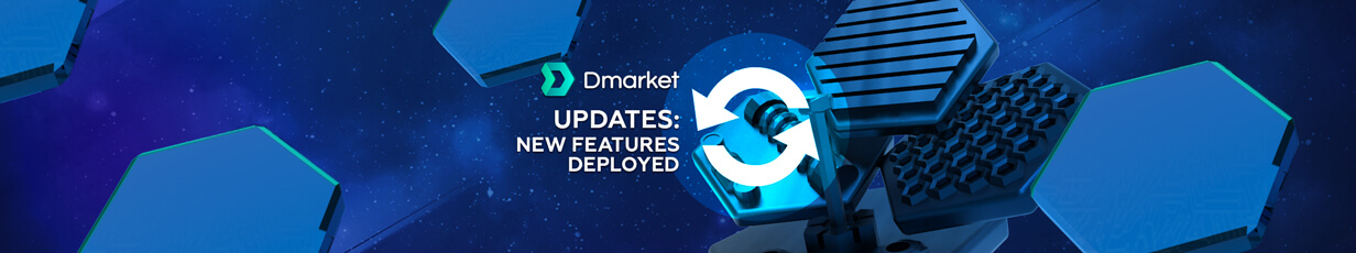 DMarket Tech Update: New Cool Features Deployed