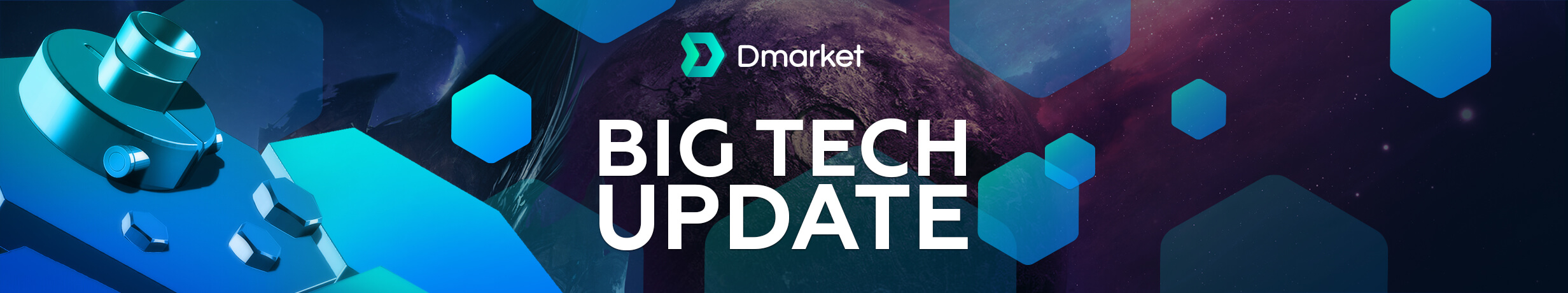 DMarket Tech Update: Check out New Features