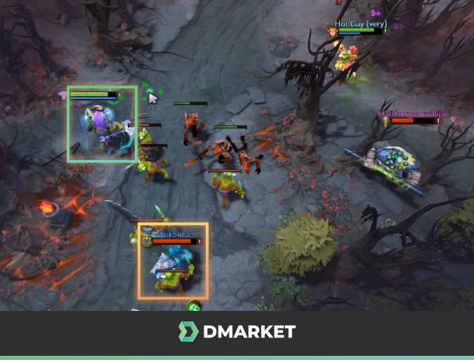 Support strategy dota 2