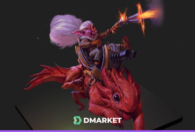 Dota 2 The Outlanders Update All You Should Know Dmarket Blog