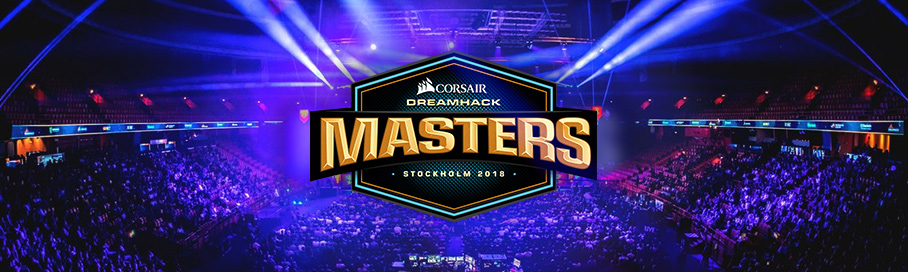 Powerful Wind of North! DreamHack Masters Stockholm 2018: Results