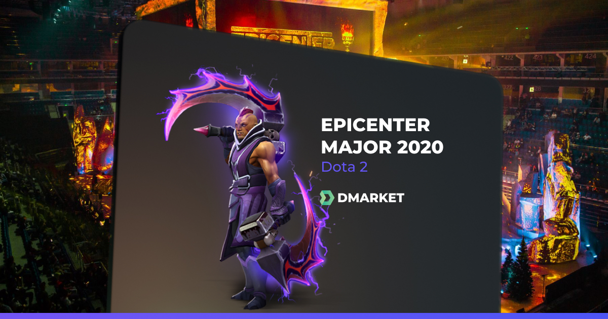 EPICENTER Major 2020 - Info