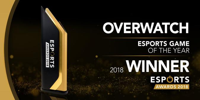 Esports Awards Best Game of 2018