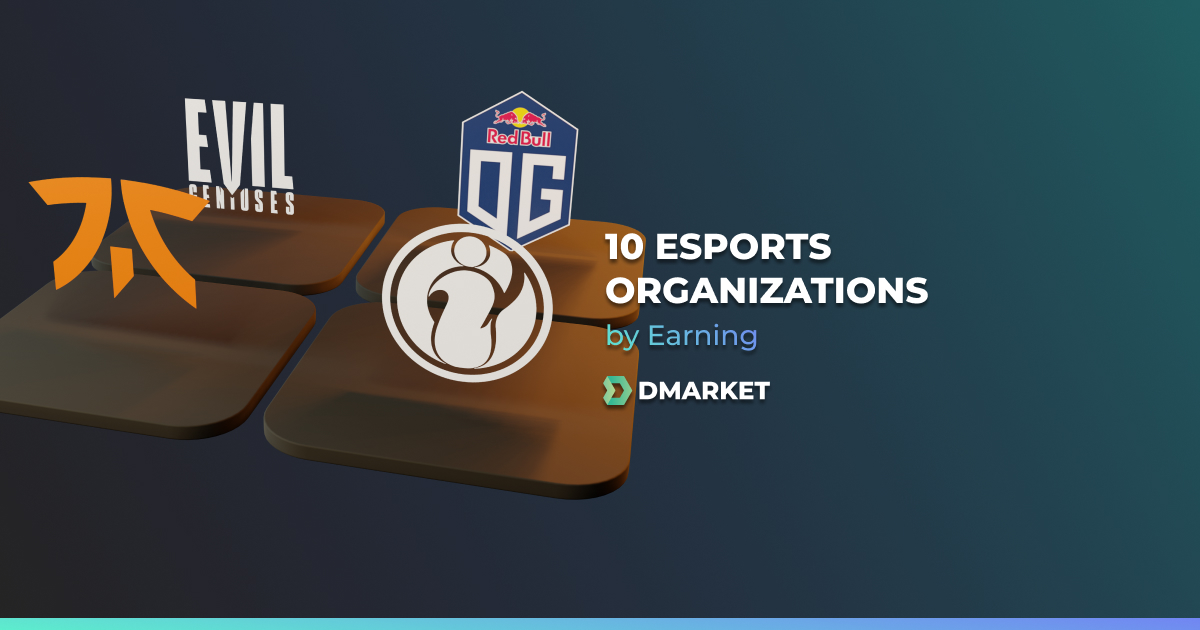 The 10 Highest-Earning Esports Organizations of 2020 (by Total Winnings)